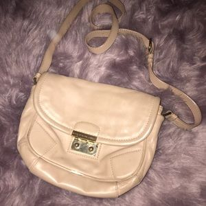 Marc by Marc Jacobs Crossbody Bag Beige Pink